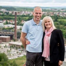 Profil Pengguna Linda & Rochus