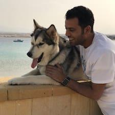 Perfil do usuário de Hossam