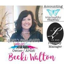 Becki的用戶個人資料