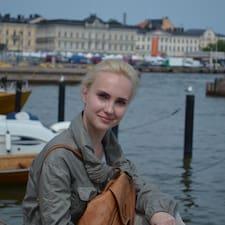 Arina Brugerprofil