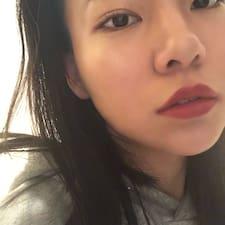 Xiaoyu felhasználói profilja