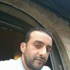 Perfil do usuário de Abdelhak