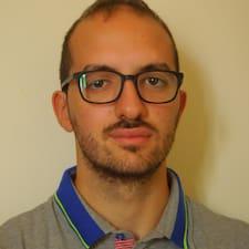 Sebastiano felhasználói profilja