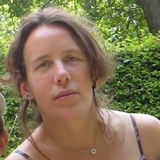 Melie felhasználói profilja
