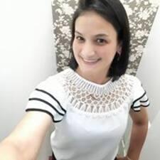 Andressa Viviane - Uživatelský profil