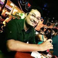 Soumyajit felhasználói profilja