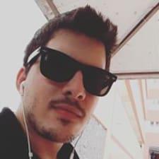 Moacir felhasználói profilja