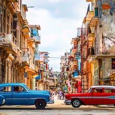 Cuba User Profile