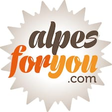 Perfil do usuário de Alpes