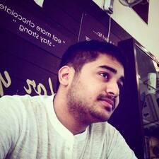 Nutzerprofil von Ayush