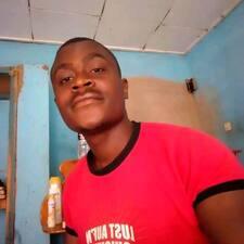 Mbaku felhasználói profilja