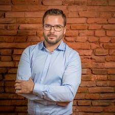 Profil utilisateur de Jean Sébastien
