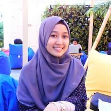 Nabila User Profile