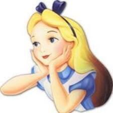 Perfil de l'usuari Alice