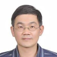 Gebruikersprofiel Ming-Yu