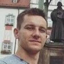 Профиль пользователя Maroš