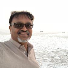 Ashok的用戶個人資料