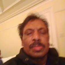 Rajagopal Brukerprofil