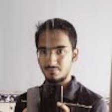 Anutosh felhasználói profilja