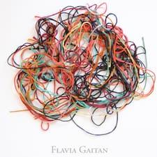 Flavia的用戶個人資料
