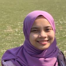 Profil utilisateur de Nurin Izzati