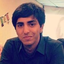 Henkilön Mohammad käyttäjäprofiili