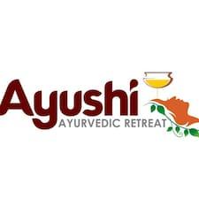 Ayushi Ayurveda User Profile