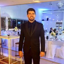 Emiliano felhasználói profilja