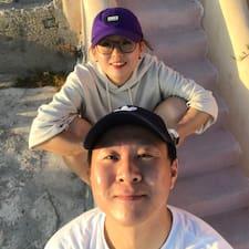 Jeongmuk felhasználói profilja