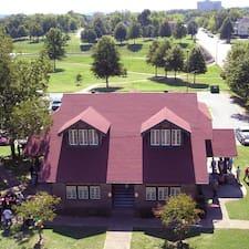 Little Rock-Firehouse Hostel is a superhost.