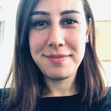 Pınar User Profile