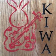 Kiwa House是超讚房東。