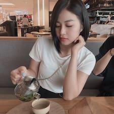 Perfil do usuário de Trang