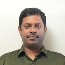 Perfil de l'usuari Karthikeyan