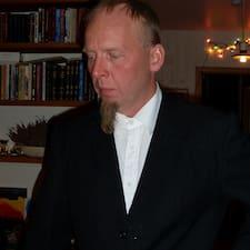 Elvar - Uživatelský profil