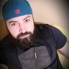 JihEd felhasználói profilja