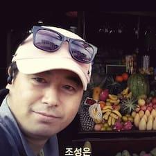 Användarprofil för Sungeun