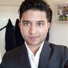 Profil utilisateur de Shantnu