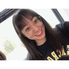 Chen Yue felhasználói profilja