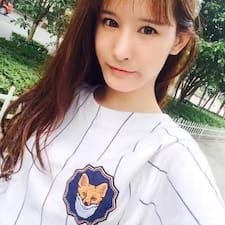 Gebruikersprofiel Yunshu