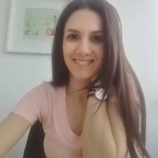 Εύη felhasználói profilja