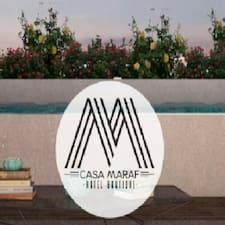 Användarprofil för Casa Maraf