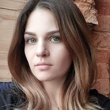 Nutzerprofil von Yulia