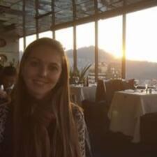 Maria Gabriela - Uživatelský profil