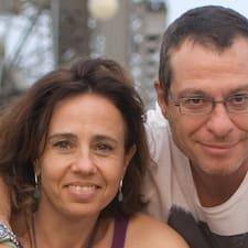 Valeria&Fabrizio的用戶個人資料