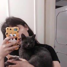 蔚琳 felhasználói profilja