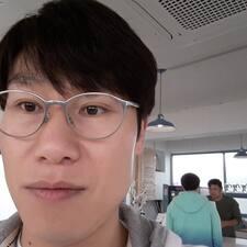 Henkilön Hwanmoon käyttäjäprofiili