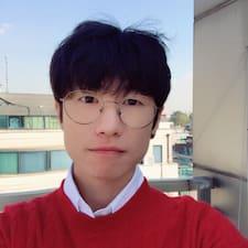 Gebruikersprofiel JaeHong