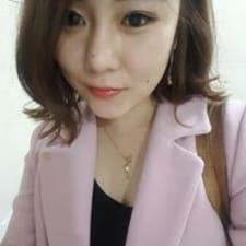 Perfil do usuário de 지현