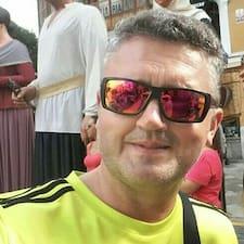 Profil Pengguna Jose Manuel